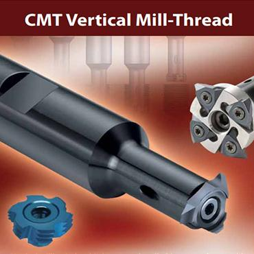 Dao Phay Ren, Phay Rãnh, Phay Chamfer CMT (CMT Vertical Mill Thread)