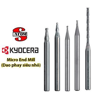 Micro End Mill | Dao phay siêu nhỏ