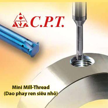 Phay ren loại nhỏ | Mini Mill-Thread | C.P.T Israel