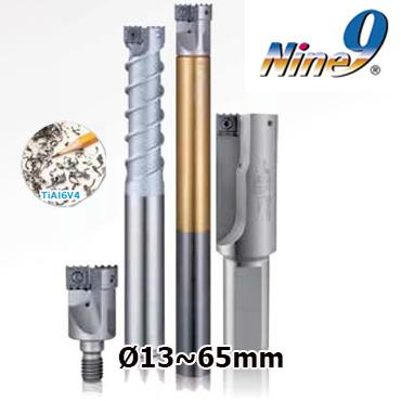 Mũi khoan nhiều đường kính lỗ NC Helix Drill Nine9