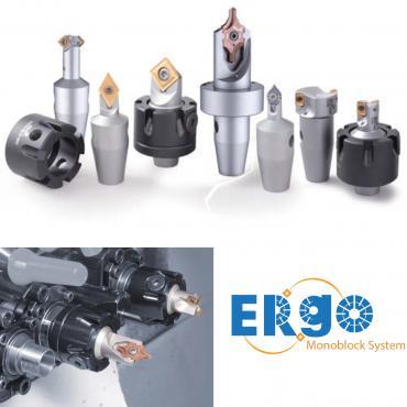 Dao và hệ thống kẹp ERGO Nine9