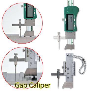 DỤNG CỤ ĐO KHE, ĐO BẬC (GAP CALIPER)
