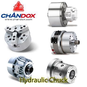 MÂM CẶP THỦY LỰC (HYDRAULIC CHUCK) CHANDOX