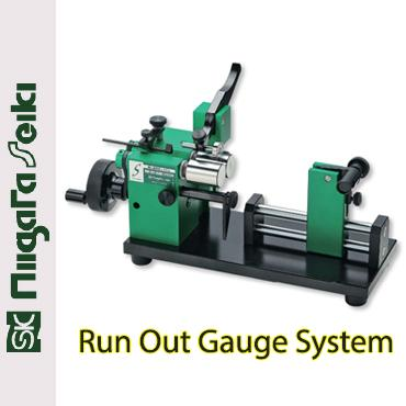 RUN OUT GAUGE SYSTEM