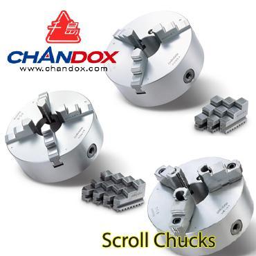MÂM CẶP PHỔ THÔNG (SCROLL CHUCK) CHANDOX