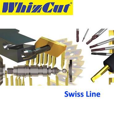 Dao Tiện Cho Máy Tiện Swiss_Whizcut (Sweden)